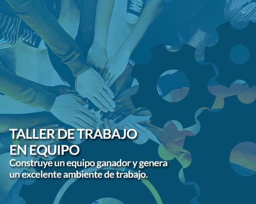 Taller de Trabajo en Equipo Coach Sergio Hermida