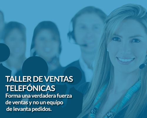 taller de ventas por teléfono en guadalajara