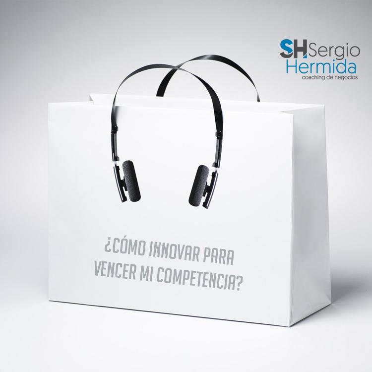 ¿Cómo innovar para vencer mi competencia? Coach de Negocios Sergio Hermida