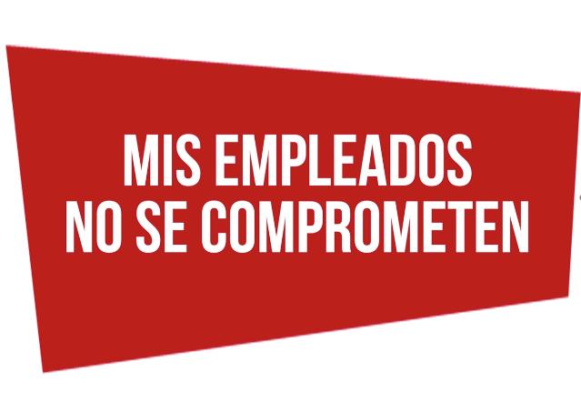 Mis empleados no se comprometen Coaching Empresarial Sergio Hermida