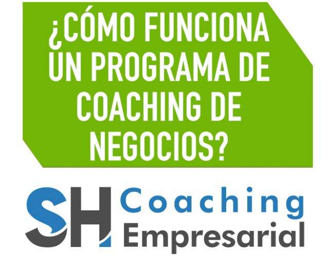 Como funciona un programa de coaching Coaching Empresarial Sergio Hermida